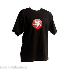 Maximuscle T-shirt Black Vintage Star XL cyclone