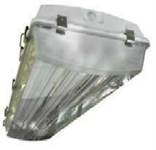 4-lamp Vapor Proof T5 High Bay Fluorescent Light Fixtures Wet Location Tight