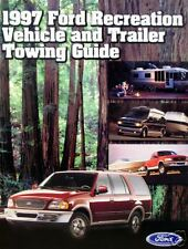1997 Ford RV & Trailer Towing Guide