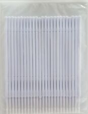 25pcs White Microbrush, Model making, Paint, glue  UK Seller