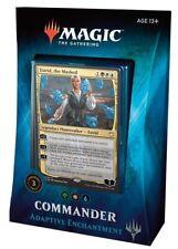 MTG - Magic: the Gathering Commander 2018 Deck : Adaptive Enchantment :: New & S