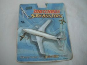Matchbox Skybuster vintage SP3 A300B Airbus 'Air France'