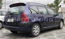Peugeot 307 01-08 SW Combi Arrière Toit Porte Spoiler Heck Blende Arrière Coffre Estate