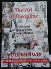 The Art Of Discipline Volume 2 hardcover 208 pages wrapped in mylar British