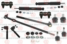 RWD Ford Ranger Ball joint Tie Rod Radius Arms Shocks Absorbers Mazda B2300