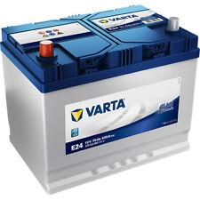 Batería VARTA BLUE DYNAMIC E24 12v 70Ah 630A Similar VARTA LFS75