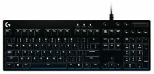 Logitech G610 Orion Backlit Mechanical Gaming Keyboard, Cherry MX Brown Switches