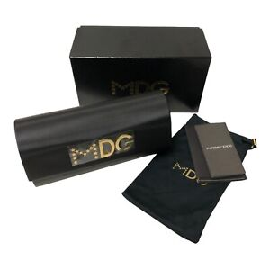 Dolce & Gabbana Madonna Glasses Case With its Original Box & Pouch New
