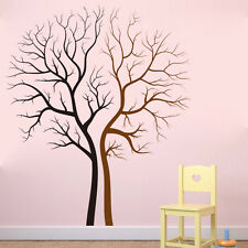 100cm*85cm Large tree Branch Art decor vinyl Wall sticker Wallpaper wall decals