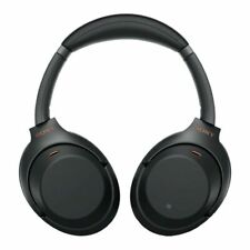 Sony WH-1000XM3 Wireless Noise Cancelling Headphones - Black - [Au Stock]