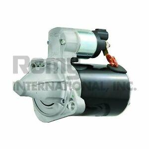 Delco REMY 17546 Premium Remanufactured Starter Motor