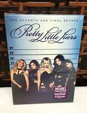 Pretty Little Liars:The Complete Seventh Season 7 & Final Season (DVD, 2017) NEW