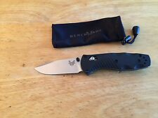 BENCHMADE FIRST PRODUCTION #212 OF 1000   MODEL MINI BARRAGE MODEL 585
