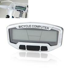 Cycling LCD Computer Odometer Wireless Backlight Bike Cycle Bicycle Speedomet