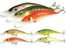 Goldy Challenger 13cm / sinking / pike, zander, salmon lures / GP2- / COULEURS!