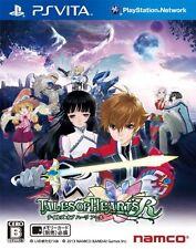 Used PS Vita Tales of Hearts R PS VITAJapan Import (Free Shipping)
