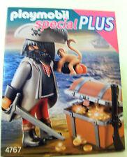 Playmobil special Plus Finsterer Pirat mit Schatztruhe 4767  Neu & OVP Schatz