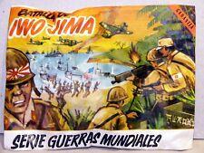 MONTAPLEX Sobre Guerras Mundiales IWO-JIMA Japon Vs Norteamerica 2ªGM 70s airfix