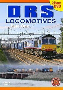 DRS Locomotives Part 1  *DVD  (Direct Rail Services)
