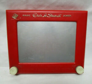 Vintage Ohio Art ETCH A SKETCH 505  - 9.75 x 8in