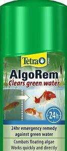 Tetra Algorem Clears Green Waters & Pond Algae 250ml