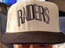 Vintage Raiders fitted hat