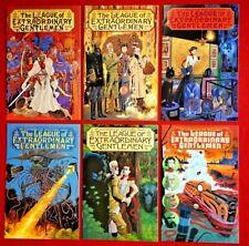 League of Extraordinary Gentlemen 1, 2, 3, 4, 5. Vol. 2. Alan Moore 2002