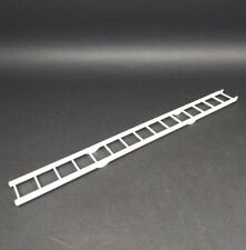 Vintage Tonka Fire Truck Aerial Extension Ladder Section White Plastic
