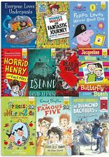 World Book Day 2017 Collection 10 Books Set The Big World Book Day Prize Winner