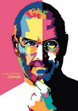 """015 Steve Jobs - RIP Think Different Great Inventor 14""""x19"""" Poster"""