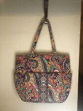 vera bradley tote large Bag