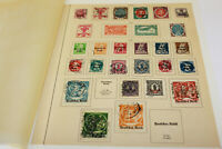 Germany Stamp Album Page