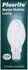 Plusrite 175W MH175/U/MOG M57 Metal Halide LIght Bulb 1014 NIP FREE SHIPPING