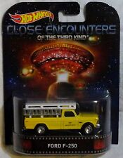 "2015 Hot Wheels Entertainment ""Encounters of the Third Kind"" Ford F-250 Ships WW"