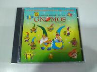 El Nuevo Mundo de los Gnomos Canciones Originales de la Serie TV 1997 - CD