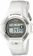 Casio Men's GWM850-7CR G-SHOCK Solar Atomic Digital Sports White Watch New