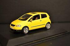 VW Fox Schuco dealer edition diecast vehicle in scale 1/43