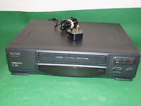 MATSUI VP9501 Video Cassette Recorder VHS Hifi Stereo VCR Black FAULTY SPARES