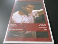 """DVD NEUF """"CABAL (NIGHTBREED, 1990)"""" David CRONENBERG / de Clive BARKER - horreur"""