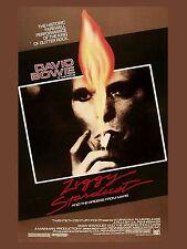 "David Bowie Ziggy Stardust 16"" x 12"" Photo Repro Film Poster"