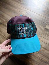 Anaheim Mighty Ducks Starter Old Logo Hockey Vintage Snapback Baseball Hat Cap