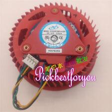 75mm ATI HD 5650 5850 5870 5970 6850 Fan  D7525B12HP-0-C01 12V 0.94A #M753 QL
