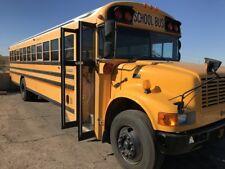 1998 International 3800 Blue Bird SCHOOL BUS - GREAT SHAPE