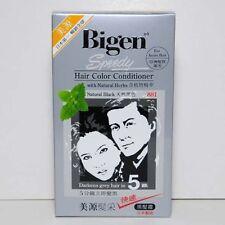 Speedy Hair Color Conditioner w/ Natural Herbs Darkening in 5 Minutes by Bigen