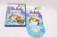 Xbox 360 - Rapala for Kinect - Complete