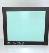 Rare Tag Heuer Swiss Watch 8x10 Picture Frame Promotion Item in Box- Authentic