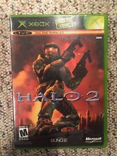 Xbox Halo 2 Live Online Enabled Video Game