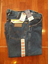 Mens Wrangler Cowboy Cut 13MWZGK Pre Washed Gold Buckle Jeans 27 x 36  NWT