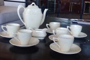 Crown Ducal. Gainsborough. Tea Cup set Made In England. Rg. No. 749657