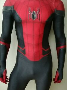 Deluxe Custom Replica costume 'Spider-Man - Far From Home' Suit